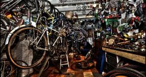 réparation vélo