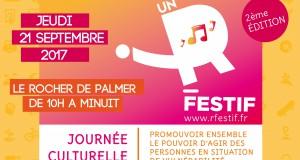 En tête R festival