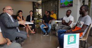 Délégation interministérielle à l'accueil et à l'intégration des réfugiés